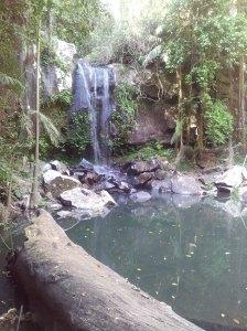 Serene Curtis Falls