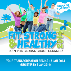 Fit, Strong, Healthy 2014