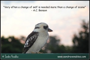 Change AC Benson Quote