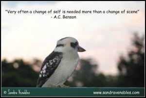 Change AC Benson Quote