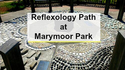 Reflexology Path at Marymoor Park